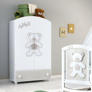 Kinder Kleiderschrank TeddyB(är)