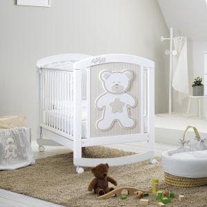 Baby Gitter- / Schaukelbett TeddyB(är)