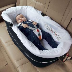 Bébécar Safety Kit zur Sicherung der Babywanne im Auto